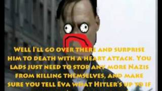 WonkyTonkBotty's April Fools Prank On Hitler: Third Time's A Charm
