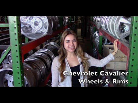 Factory Original Chevrolet Cavalier Wheels & Chevrolet Cavalier Rims – OriginalWheels.com