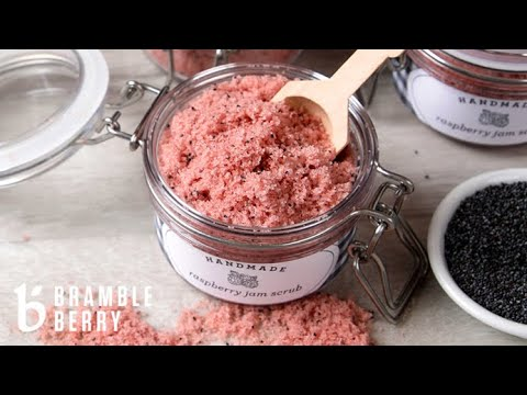 Raspberry Jam Scrub Kit