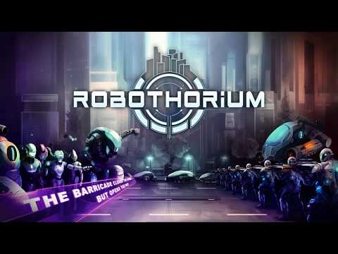 Robothorium - Gameplay Trailer (PC / Switch) thumbnail