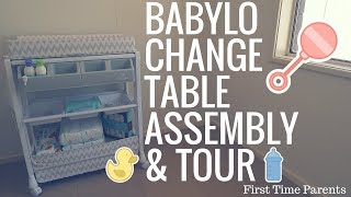 Babylo Change Table | 2 In 1 | Assembly & Tour |