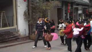 preview picture of video 'Luo Dai (near Chengdu) Street video'