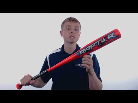 2018 Rawlings Raptor -8 USA Baseball Bat: US8R8