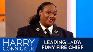Leading Lady FDNY Chief Shares Impressive Facts Her Job
