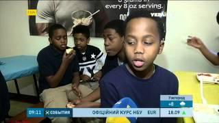 Українські національні страви - в американських школах