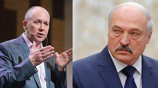 Срочное заявление Цепкало: я Лукашенко ПО СУДАМ затаскаю, таракан ОТВЕТИТ! Ситуация накаляется