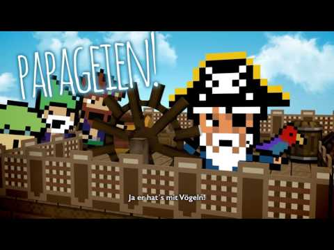 Pixel Piracy | Ankündigung | PS4, Xbox One | Deutsch