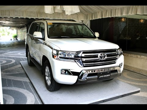 TOYOTA INTRODUCES NEW LAND CRUISER 200