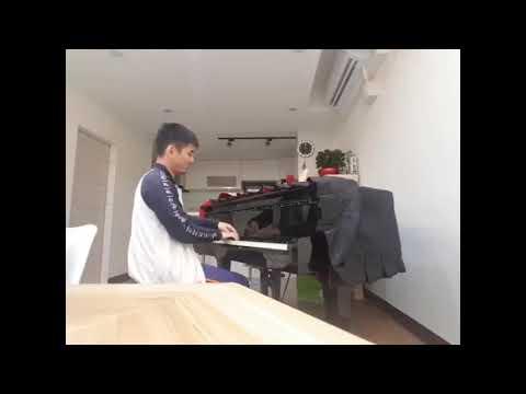 課與課之間的鋼琴即興