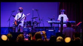 """Double Helix performing DEVO'S """"Blockhead."""""""