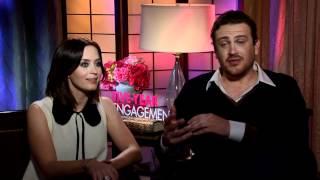 Jason Segel et Emily Blunt pour TFYE