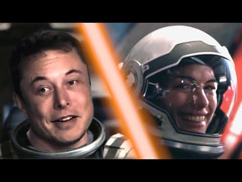 Elon Musk in Interstellar is a Masterpiece