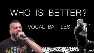 JESSE LEACH VS HOWARD JONES - Vocal Battles