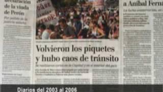 Dario Santillan Y Maximiliano KostekiLa Crisis Causo 2 Nuevas Muertes Parte 9