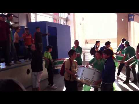 """""""La Previa: Audax Italiano vs Huachipato"""" Barra: Los Tanos • Club: Audax Italiano"""