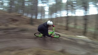 preview picture of video 'Chicksands Bikepark 25/1/14'