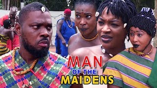 Man of The Maidens Season 3 - Chacha Eke & Ugezu J. Ugezu 2018 New Nigerian Nollywood Movie |Full HD