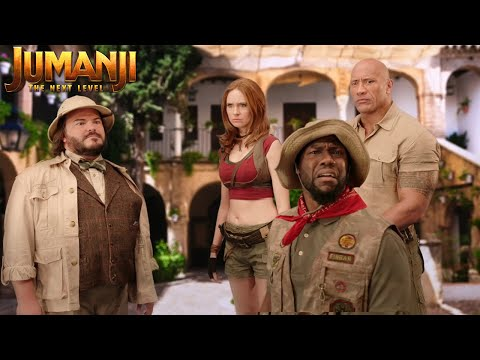 Jumanji: The Next Level (TV Spot 'Telenovela')