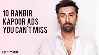 Top Ranbir Kapoor Ads you might have missed , read description to win GIFT VOUCHERS 😱😱