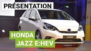 Nouvelle Honda Jazz hybride : nos impressions à bord