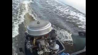 ветерок м8 + kolibri300d с килем надувная лодка   колибри 300д Лодка Kolibri 300D и мотор Ветерок-8