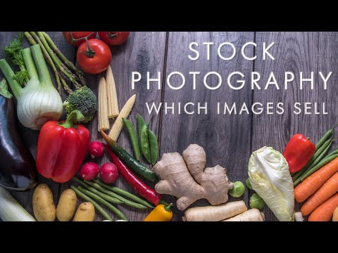 Stock photography, which images sell (and how to shoot them) 2018