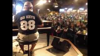 Welcome to 88 keys Dueling Piano & Sports Bar