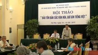 Hình ảnh đất nước Việt Nam hòa bình và phát triển từ phố Bolsa TV ở Cali