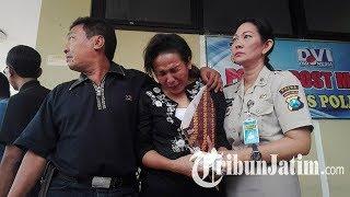 Tangisan Pecah saat Keluarga Sambut Kedatangan Jenazah Aloysius Bayu Rendra Wardhana