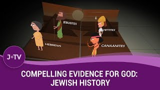 Here's why we think that Jewish History is compelling evidence for God? Do YOU think so?