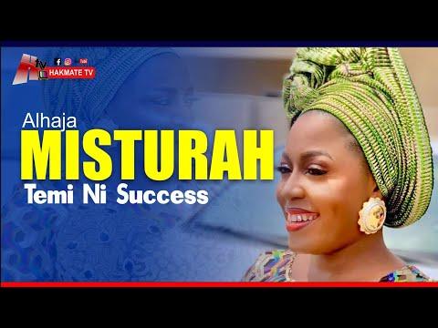 Alh Musturah temi ni success on stage