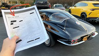 BUYING MY NEW $275,000 SUPERCAR IN ALL CASH... *FOR TAX REASONS*