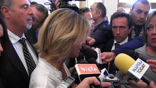 Vaccini, Lorenzin: la Campania si è mossa bene affrontando la sfida