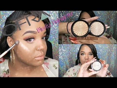 Ofra x NikkieTutorials Glow Baby Glow Highlighter - Glazed Donut by ofra #5