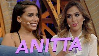 Anitta E Tatá Werneck Se Divertem Com REVELAÇÕES Inusitadas! | Esquenta Lady Night | Humor Multishow