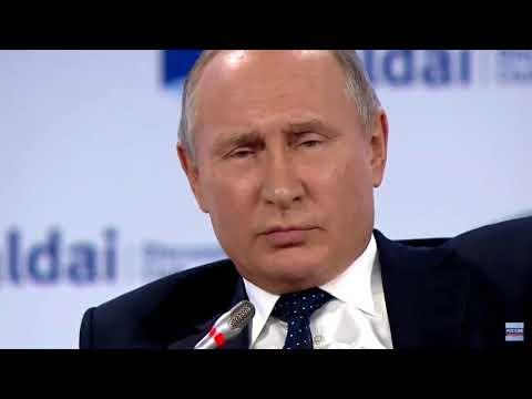 Путин Мне подарили несколько бутылок вина