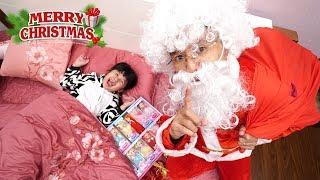 ÔNG GIÀ NOEL TẶNG QUÀ BẤT NGỜ CHO BÉ BÚN và BÉ BẮP | Gifts of Santa Claus's for Children