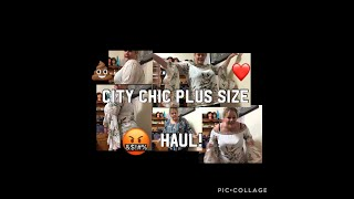 CITY CHIC Plus Size Haul! + Try On!