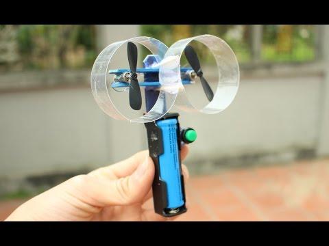 Wie ein Mini Elektro Handventilator zu machen