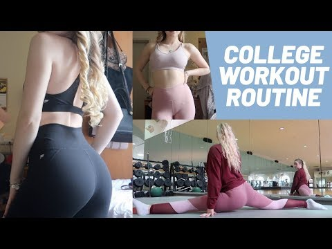 mp4 College Workout Routine, download College Workout Routine video klip College Workout Routine