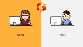 Разница между веб-разработчиком и веб-дизайнером