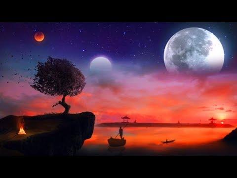 Calming Music for Deep Relaxation, Deep Sleep Music, Eight Hours Long Video