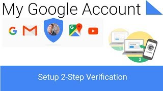 How to Turn on 2-Step Verification - My Google Account