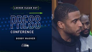 Bobby Wagner Locker Clean Out Press Conference | 2019 Seattle Seahawks