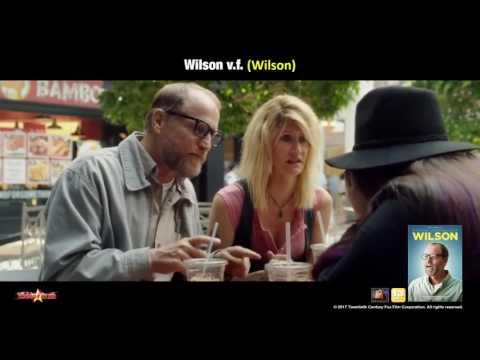 Wilson v.f. (Wilson) - Bande Annonce VO