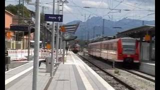preview picture of video 'OeBB - RailJet  Austria'