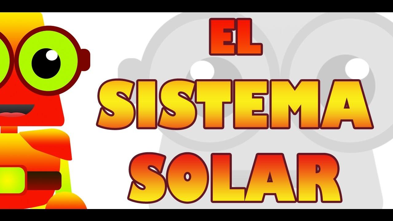 APRENDE CON EDU - EL SISTEMA SOLAR