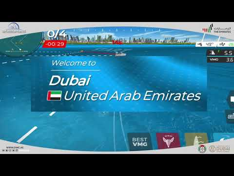 Virtual Regatta Inshore - Dubai