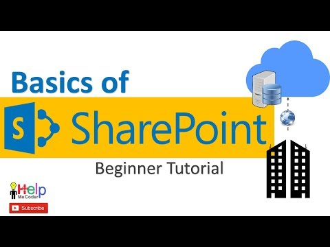 What is SharePoint : Introduction with Hands On