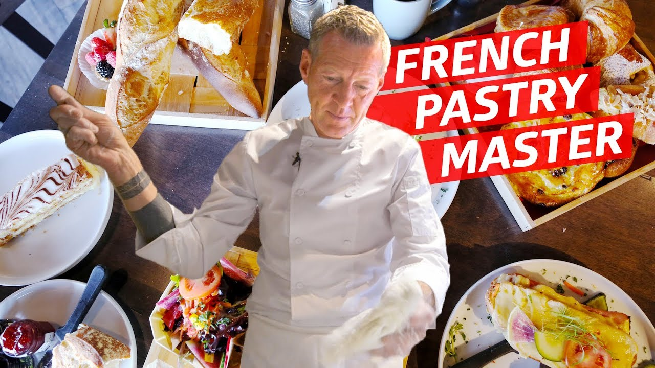The French Pastry Master Baking New Mexico's Best Baguettes —Cooking in America thumbnail